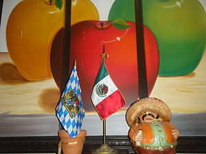 Mexicans in Germany - Mexican community in Munich, Germany.