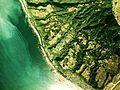 Muroto coastal terrace Aerial Photograph.JPG