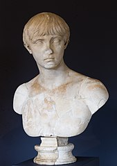 Bust of a young man Ra 73 a