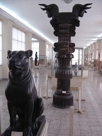 Tehran Province - The Achaemenid collection of The National Museum of Iran in Tehran.