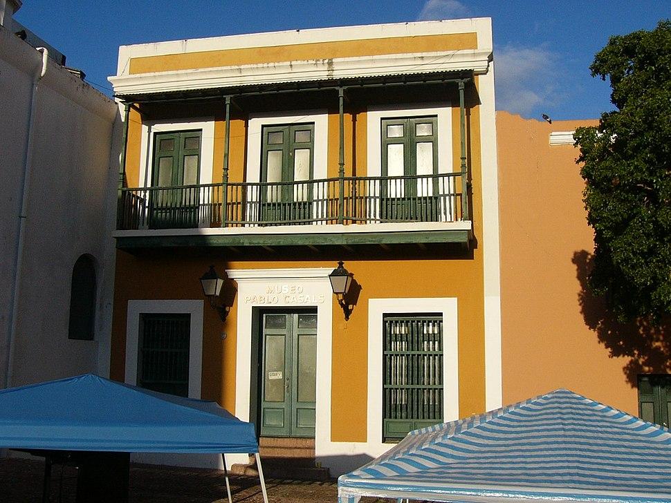 Museo Pablo Casals in San Juan