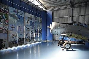 Museo dell'Aeronautica Gianni Caproni, northern hangar, 2011 (5).JPG