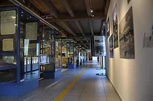 Museo dell'Aeronautica Gianni Caproni main hall (4).JPG