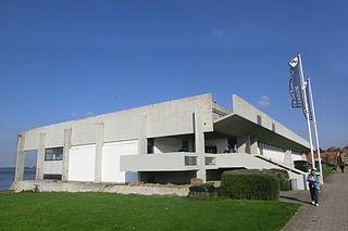 Maritime history museum, archaeological museum in Roskilde , Denmark