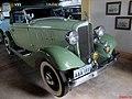 Museu Agromen de Tratores e Implementos Agrícolas, localizado no complexo do Centro Hípico e Haras Agromen em Orlândia. Chevrolet 1933 conversível - panoramio.jpg