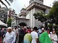 Muslims in Taipei Grand Mosque 20160912.jpg