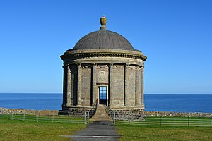 Mussenden Temple - Image: Mussenden Temple, Northern Ireland. Built between 1783 and 1785