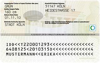 Internetauftritt Stadt Salzkotten Der Neue Personalausweis