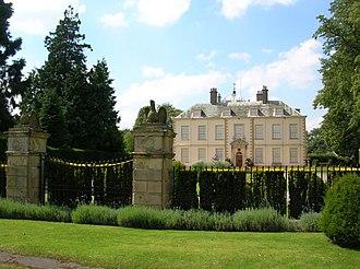 Myton-on-Swale - Myton Hall