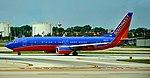 N8607M Southwest Airlines Boeing B737-8H4 (cn 36634) (43744537752).jpg