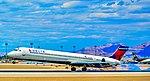 N945DN Delta Air Lines McDonnell Douglas MD-90-30 s n 53559 2236 (28039710237).jpg
