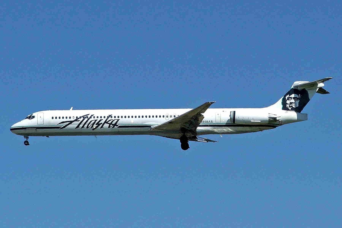 Alaska Airlines Flight 261 - Wikipedia