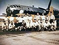 NACA Muroc Contingent with X-1-2 Aircraft (7538113946).jpg