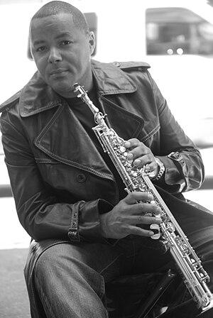 Najee - Photo from his 2007 album Rising Sun