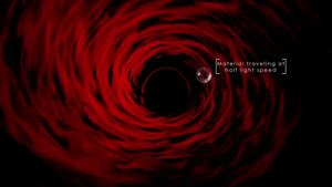 ファイル:NASA-led Study Explains How Black Holes Shine in Hard X-rays.ogv