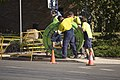 NBN Co fibre optic cable being laid in Tarcutta St in Wagga (6).jpg