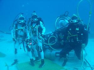 NEEMO 16 aquanauts DeepWorker.JPG
