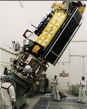 NOAA-16 - NOAA-16 before launch