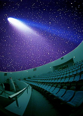 Thessaloniki Science Center and Technology Museum - Image: NOESIS Planetarium