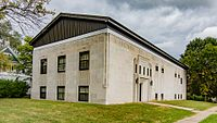 NRHP 06000777 Masonic Temple - Chariton Iowa - 10-2-2016-4902.jpg