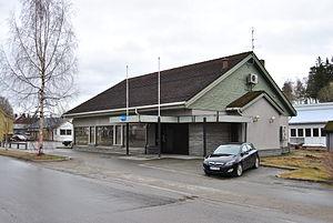 NRK Sápmi - NRK Sápmi's Snåsa office