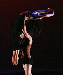 Moon Water Movements Dancers Dance
