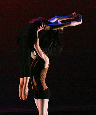 Dance partnering - Image: NW Fusion 6