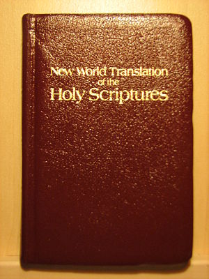Pocket edition of the New World Translation of...