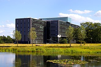 NXP Semiconductors - NXP Headquarters in Eindhoven, Netherlands, July 2011