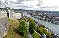 Namur Blick von der Zitadelle auf die Maas 12.jpg