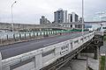 Nanhu Bridge and Taipei Metro Neihu Line 20141110a.jpg