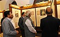 Narendra Modi visiting the Bombay High Court Museum after inauguration, at Mumbai, in Maharashtra. The Governor of Maharashtra, Shri C. Vidyasagar Rao and the Union Minister for Law & Justice.jpg