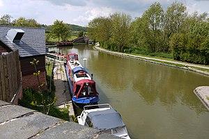 Narrow Boats at Foxton Locks - Flickr - mick - Lumix.jpg