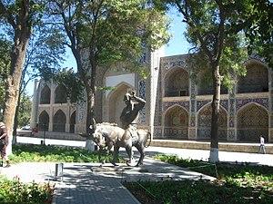 Boukhara: Nasruddin Hodja