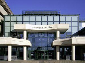 英国国家档案馆