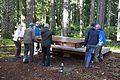 National Public Lands Day 2014 at Mount Rainier National Park (023), Longmire.jpg