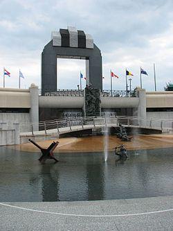 National D Day Memorial