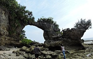 Neil Island - Image: Natural Bridge, Neil Island, Andaman, India