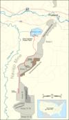 100px navajo mine railroad