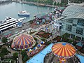 Navy Pier from the Ferris Wheel - panoramio.jpg