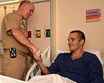 Navy surgeon general visits wounded Marines, Sailors 120913-N-UR169-008.jpg