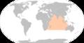 Nembrotha aurea distribution map.png