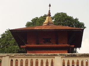 Hajipur - Nepali Chhawani Mandir