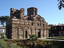 La chiesa di Cristo Pantocratore
