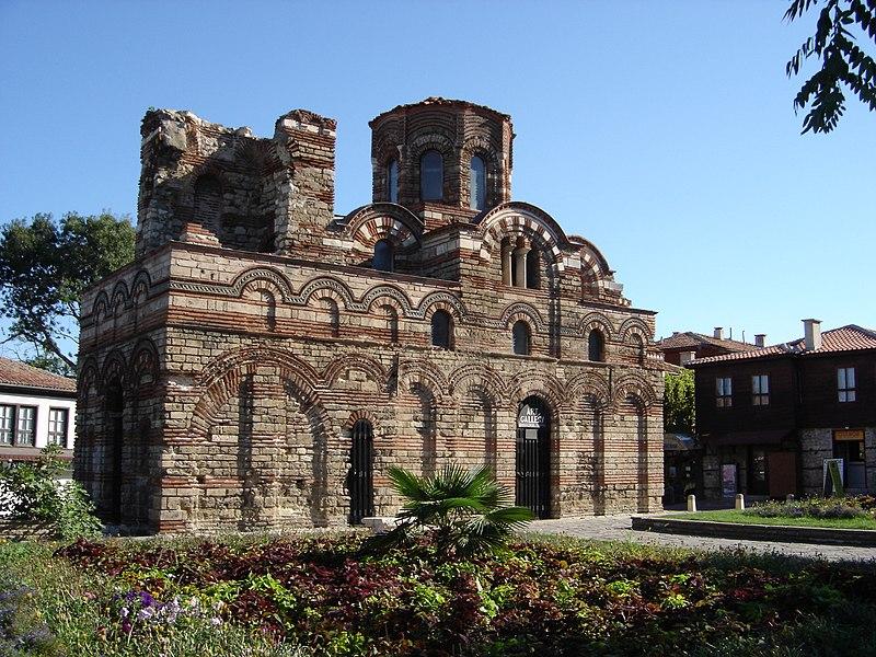Pantocrator de Nessebar - Bulgaria