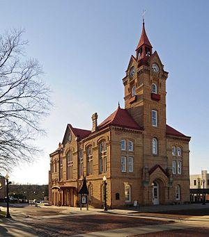 Newberry Historic District (Newberry, South Carolina) - Newberry Opera House