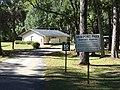 Newport Park, Wakulla County signs.jpg