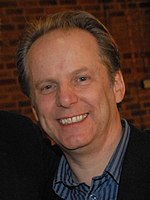 Photo of Nick Park at the BBC Radio 2 Folk Awards 2007.