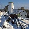 nieuw-lekkerland - molen de regt in restauratie 2010-12-25