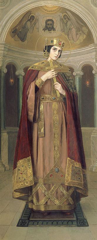 Alexandra of Rome - Image: Nikolai Bodarevsky 003